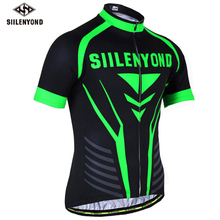6ec2e6864 Siilenyond cycling jersey men summer Mtb Bicycle Clothing Bike Wear Clothes  Short Maillot Bike Sportswear cheap