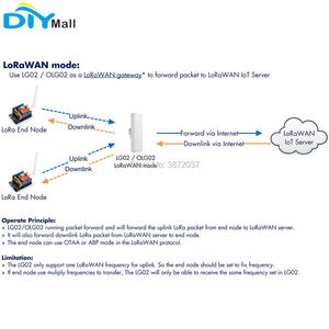 Image 3 - LFor Dragino LG02 듀얼 채널 LoRa 게이트웨이 무선 트랜시버 915MHz 868MHz 433MHz LoRaWAN 리피터 GPS 홈 오토메이션