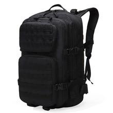 50L Tactical 3P Backpack Men Rucksack Outdoor Molle Backpacks Sport Bag Camping Hiking Travel Climbing Bagpack Military Bags недорого