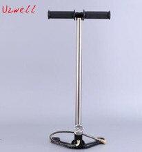 Mini pompe à Air haute pression manuelle, 30mpa, 4500psi, 300 bars, pour chasse, pour voitures