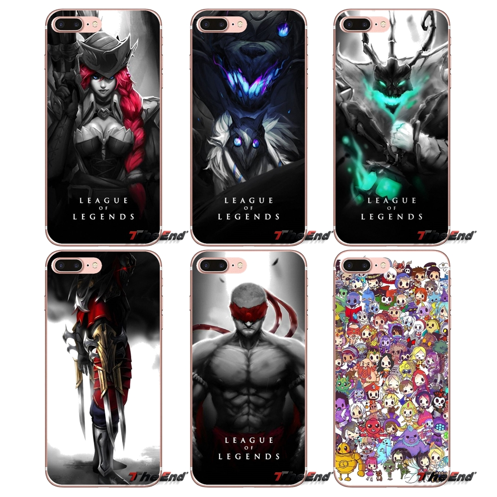 coque iphone 8 project jhin