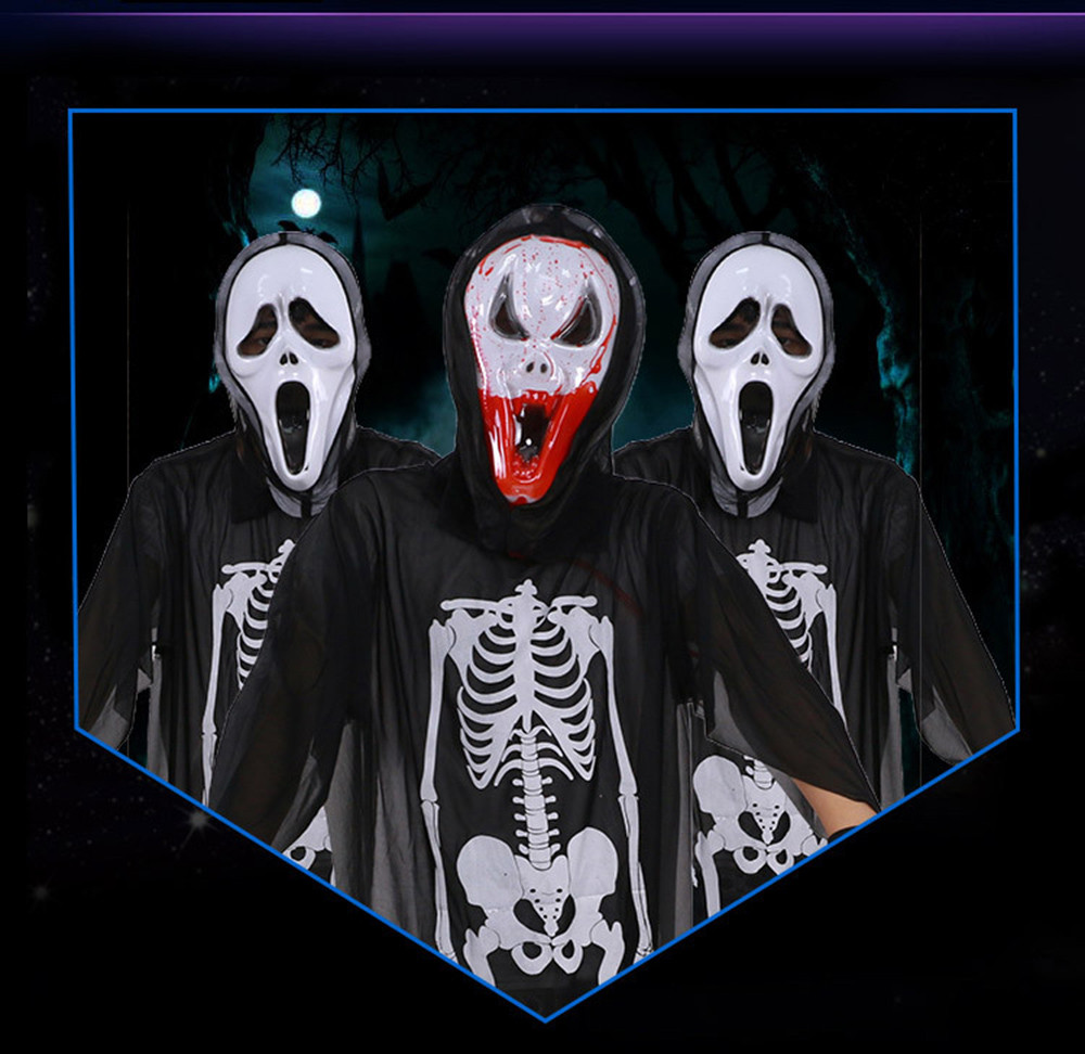 Popular Female Ghost Face-Buy Cheap Female Ghost Face lots from ...