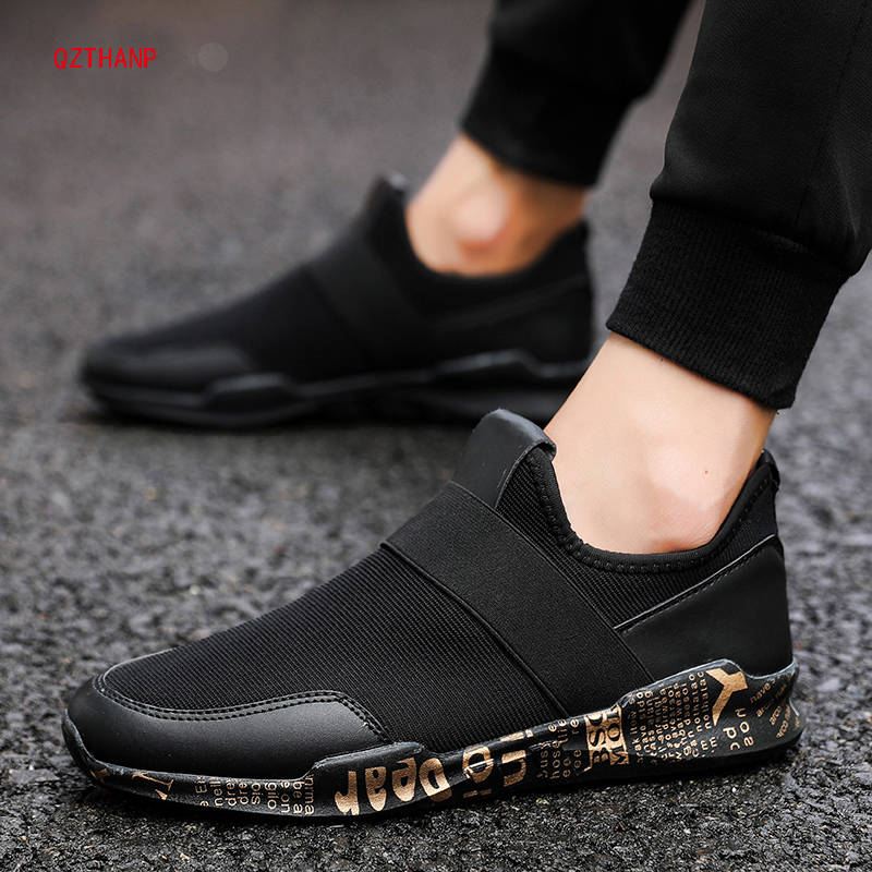 Hommes Chaussures Sapato Black Footwears Gym Respirant w Homme white Sur Sneakers Masculino De Formateurs Dérapant Krasovki Mode black Casual g 56qAAI