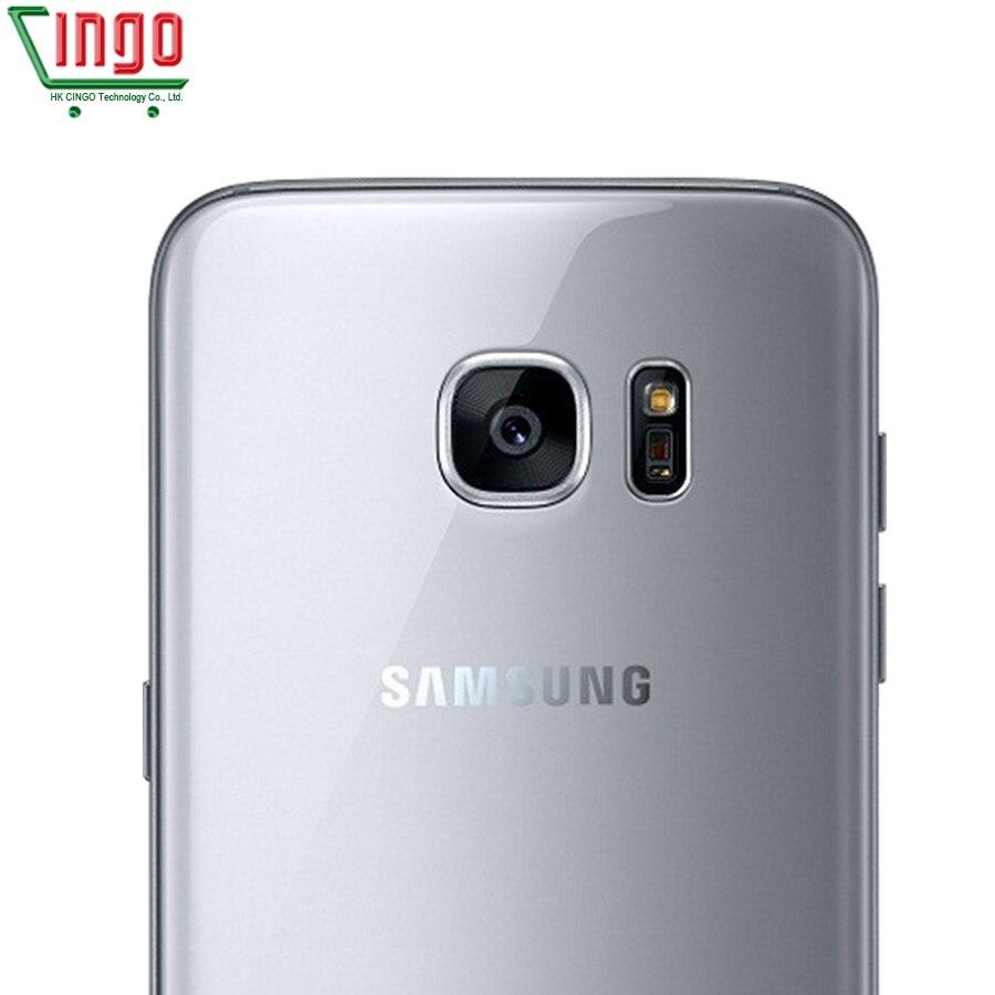 Samsung Galaxy S7 Rand 5.5 ''4GB RAM 32GB ROM Waterdichte Smartphone Een SIM Quad Core NFC 12MP 4G LTE 3600mAh Mobiel - 4