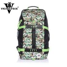 VKINGVSIXV6 Прохладный Для мужчин Рюкзак Большой Путешествия Рюкзаки для Для женщин альпинизм рюкзак Водонепроницаемый Оксфорд Bookbags для школы