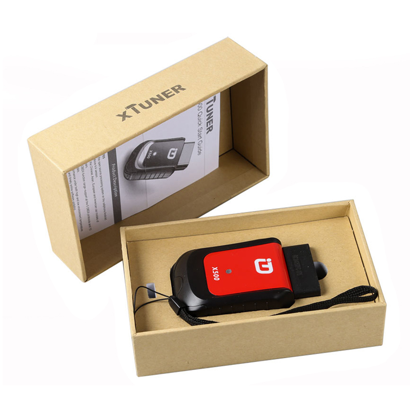XTUNER X500 Bluetooth Car Diagnostic Tool ABS Battery DPF EPB SRS TPMS IMMO Key Injector Reset