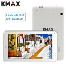 KMAX 7 inç usb wifi android 7.0 tablet PC Dört Çekirdekli full hd Ips 8GB ROM GPS bluetooth ucuz mini ped pc çocuklar 8 9 10.1 M7GO(China)