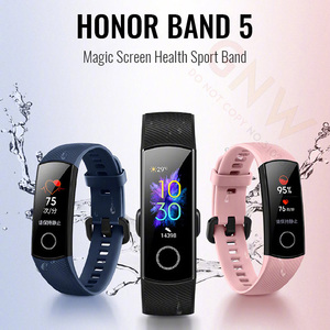 Image 2 - Original Huawei Honor Band 5 Smart Wristband Blood Oxygen Color Touch Screen Swim Stroke Monitor Heart Rate Sleep Nap