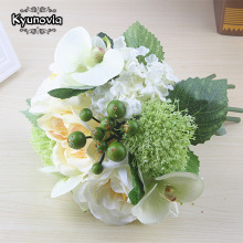 1c14166f62 Buy orchid bridal bouquet and get free shipping on AliExpress.com