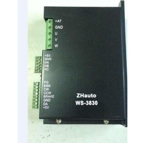 48V High power brushless DC controller WS-3830 can drive 1000W brushless motor kbs48101x 40a 24 48v mini brushless dc controller