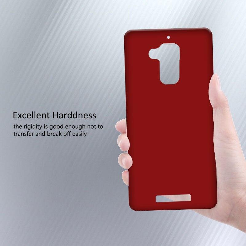 Новые прибыл чехол для Coque Asus Zenfone 3 Max ZC520TL чехол матовый Скраб принципиально Zenfone 3 Max ZC520TL 5.2 дюймов + подарок