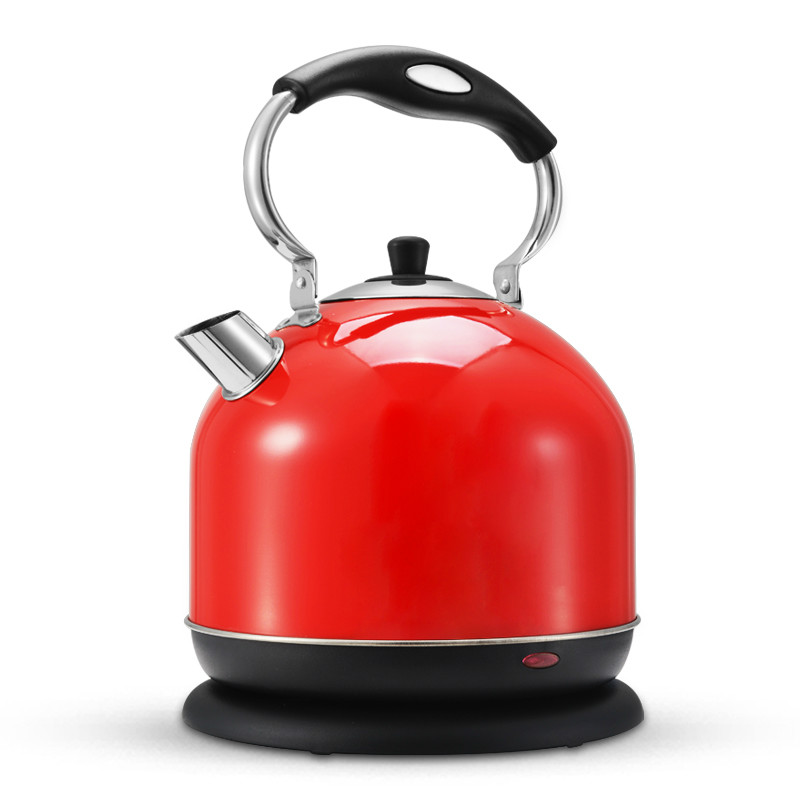 Electric kettle family room 304 stainless steel automatic power large capacity Safety Auto-Off Function hack