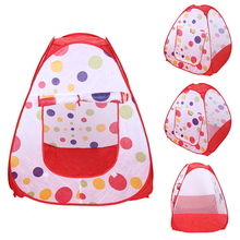 Baby Toy Tent for Kids Children s Tent Indoor Outdoor Play House Large Portable Ocean Ball