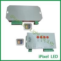 T 1000S 256M SD Card LED Pixel Controller 5050 RGB Strip LPD6803 WS2801 WS2811