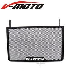 BLACK Motorcycle Accessories Radiator Guard Protector Grille Grill Cover For SUZUKI GSR 400/600/750  GSR400 GSR600 GSR750