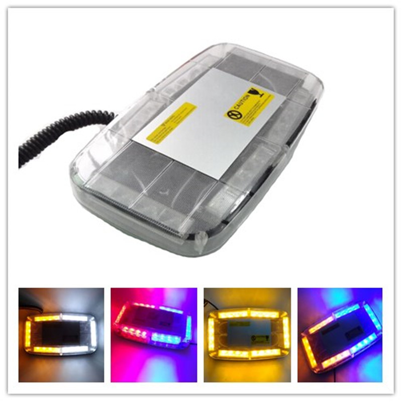 1X 12 24 V LED 5Color Car Emergency Hazard Warning Strobe Flash Flashing Car Styling Truck LED Top Roof Bar Strobe Warning Light remote sensing and gis application in flash hazard studies