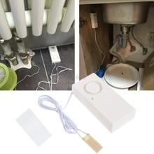 Сигнализация об утечке воды, уровень потока воды, детектор перелива, датчик оповещения, безопасность дома S03, и Прямая поставка