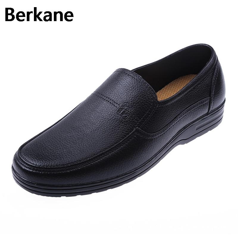 Black Rubber Ankle Rain Boots Men Pvc Water Shoes Breathable Flats Soft Waterproof Short Fashion Casual Rainboots Man Hot Sale