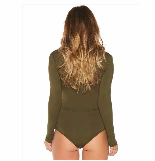 HTB1aQ5mOpXXXXbmXpXXq6xXFXXXc - FREE SHIPPING Sexy Body feminino Long sleeve shirt women  JKP255