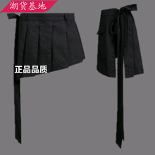 2017 Men's trousers  non-mainstream male all-match culottes personalised aprons trendy informal The singer's clothes