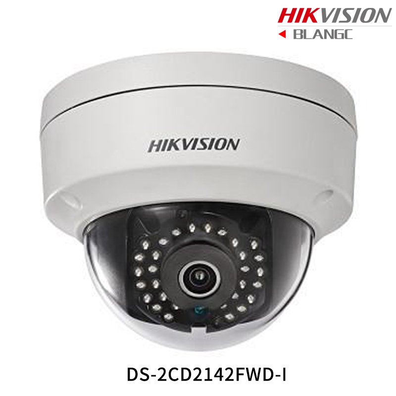 In Stock Hikvision English Version DS-2CD2142FWD-I  4MP CCTV Camera 120dB WDR P2P IP Camera POE Fixed Dome Mini Camera IP67 IK10 in stock hikvision english security camera ds 2cd2155fwd i 5mp h 265 mini dome cctv camera wdr ip camera poe fixed ip67 ik10