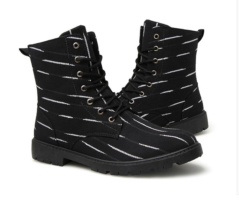 aliexpress buy autumn ankle boots leather mens