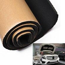Шумоизоляция для дома и автомобиля, 1 рулон, 30 см x 50 см, 3 мм-30 мм