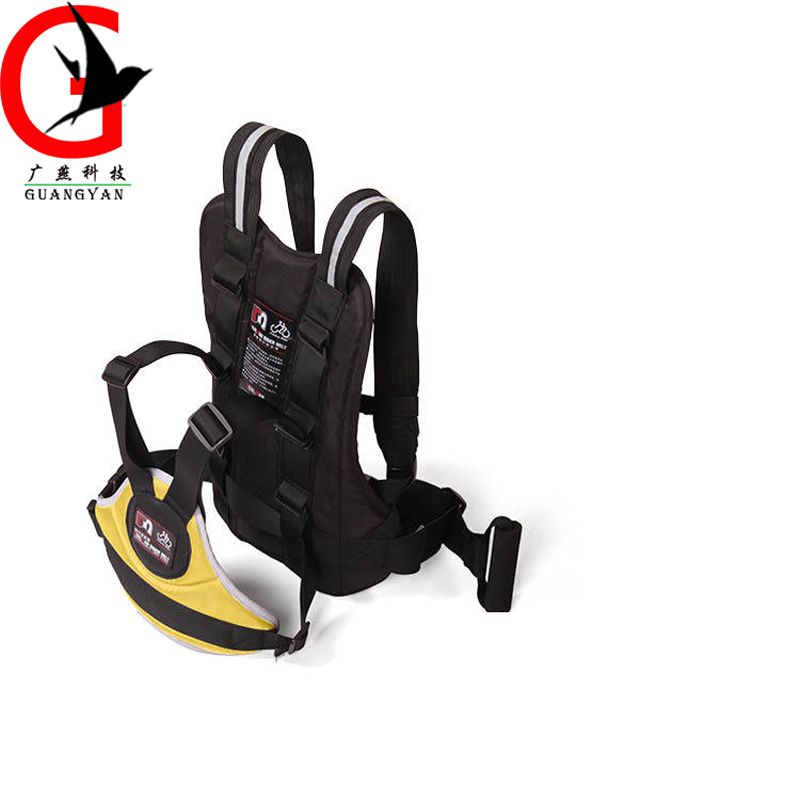 ФОТО Upgrade High quality independent Vest style Children Motorcycle belts kids Safety Vest carrier baby carrier  HEL-2