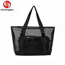 Summer Women Leather Beach Shoulder Transparent Bag Plastic Jelly Luxury Purses Handbags Hand Top-handle Designer Pochette Bags