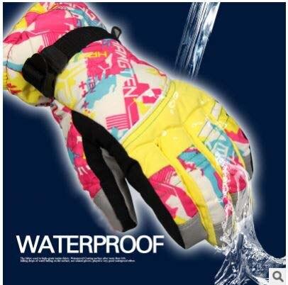 Glv 802 Youth warm winter ski font b gloves b font outdoor cycling font b gloves