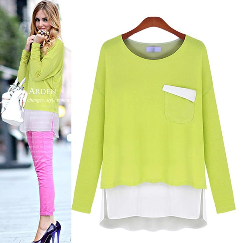 Новая одежда на осень скорость Ebay продают популярный стиль Европа и США большой ярдов  ...