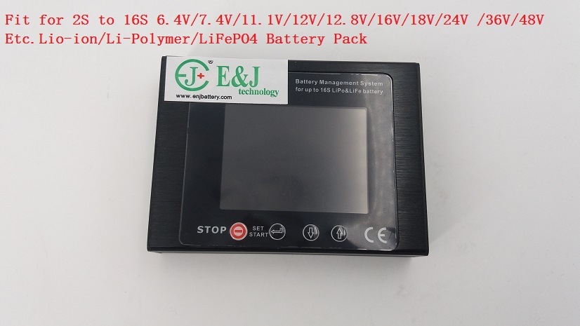 Li-ion Battery Management System BMS 2S To 16S For 7.4V 12V 18V 24V 36V 48V LiFePO4/Li-Polymer/Lithium-ion Battery Pack 10pcs 1s 3 7v 2 5a li ion bms pcm battery charging protection board pcm for 18650 lithium ion li battery protect module