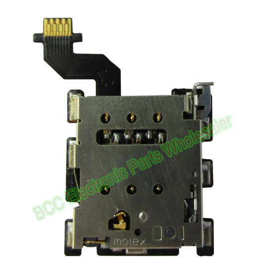 For HTC One M8 SIM Card Reader holder slot Flex Ribbon Cable 100% Original free shipping