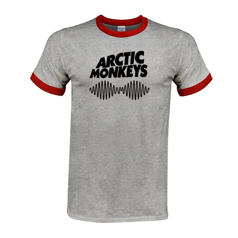 Women's Clothing Beautiful Arctic Monkeys Sound Wave Sweatshirt Top Rock Band Concert Album High Crewneck Sweatshirt Unisex More Size And Color-a197