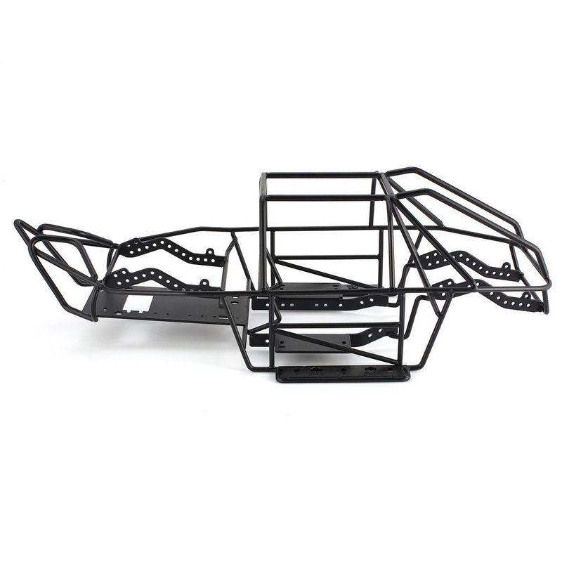 Châssis de châssis en métal pour châssis de voiture RC pour chenille axiale Scx10II RC