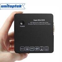 9 канала Супер мини NVR H.265 CCTV IP Камера сети видео Регистраторы наблюдения 4Ch 1080 P воспроизведение NVR облако P2P ONVIF E-SATA