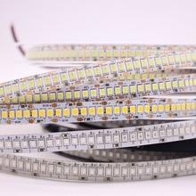 Фотография LED Strip 2835 240LEDs/m DC12V High Brightness  234LEDs/m Flexible LED Light Warm White / White /RGB more brighter than 3528