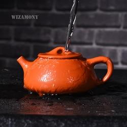 WIZAMONY cała sprzedaż! 13 różnych rodzajów cena fabryczna Yixing fioletowy gliny Zisha chiński czysto ręcznie czajniczek Dzbanki do herbaty Dom i ogród -