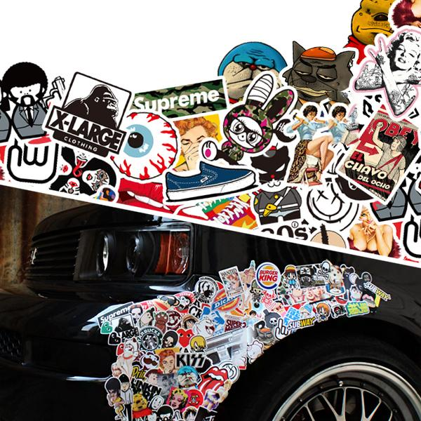 Piecesset Waterproof UV Proof Hellaflush Design Car Styling - Vinyl stickers for motorcyclesaliexpresscombuy hellaflush car stickers vinyl waterproof