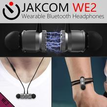JAKCOM WE2 Wearable Inteligente Fone de Ouvido como Fones De Ouvido Fones De Ouvido em qy19 bluetooh inalambricos auriculares earbud
