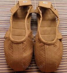 Chińskie buty tai chi mnich shaolin Kung fu obuwie gimnastyka poranna sportowe trampki Karate