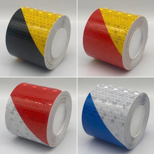 3M Reflective Tape Sticker Bike Reflectors Helmet Frame Safe For Bicycles