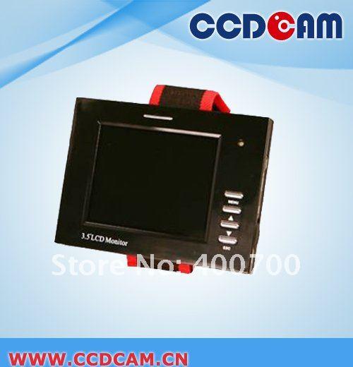 CCDCAM ET-305 3.5TFT-LCD LCD monitor cctv tester for surveillance system proximity sensor et 305 et 305