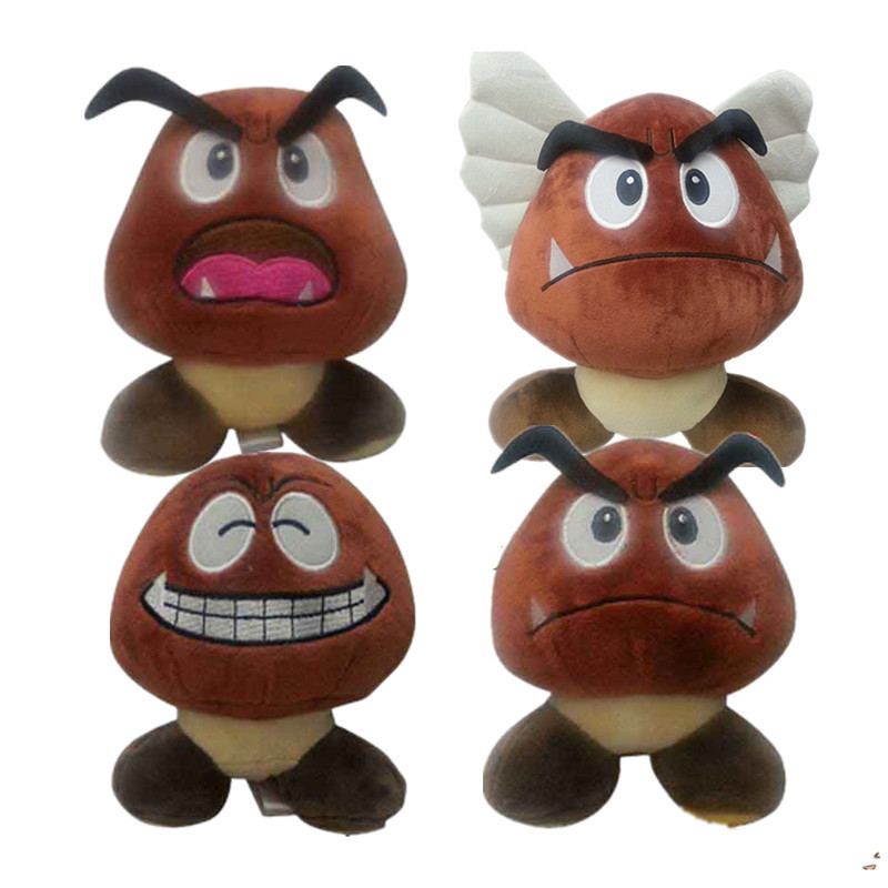 Best Top 10 Mario Bros Goomba Plush List And Get Free Shipping
