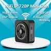 Volemer H5 Wifi IP Mini Camera Wireless HD 1080P Infrared Micro Camcorders IR Night Vision P2P