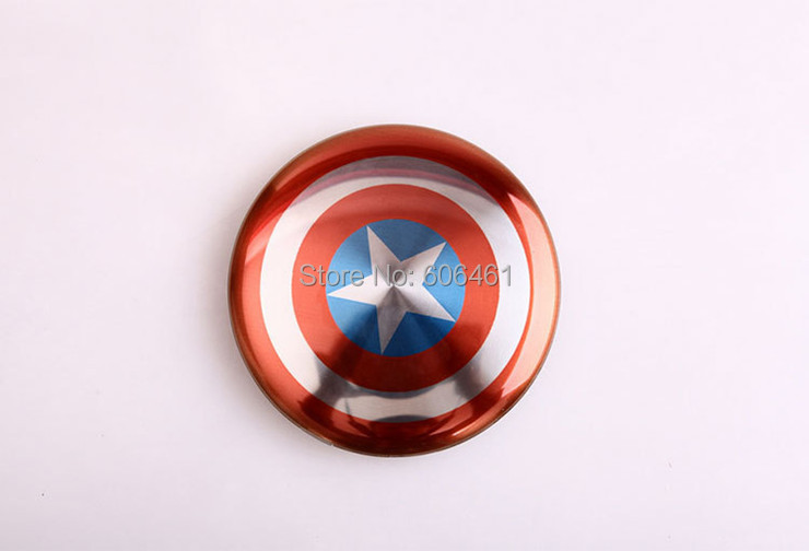 205d0d7c30870d New Arrival! The Avengers Captain America Shield. Portable 10000mAh power  bank Emergency Charger for Mobile ...