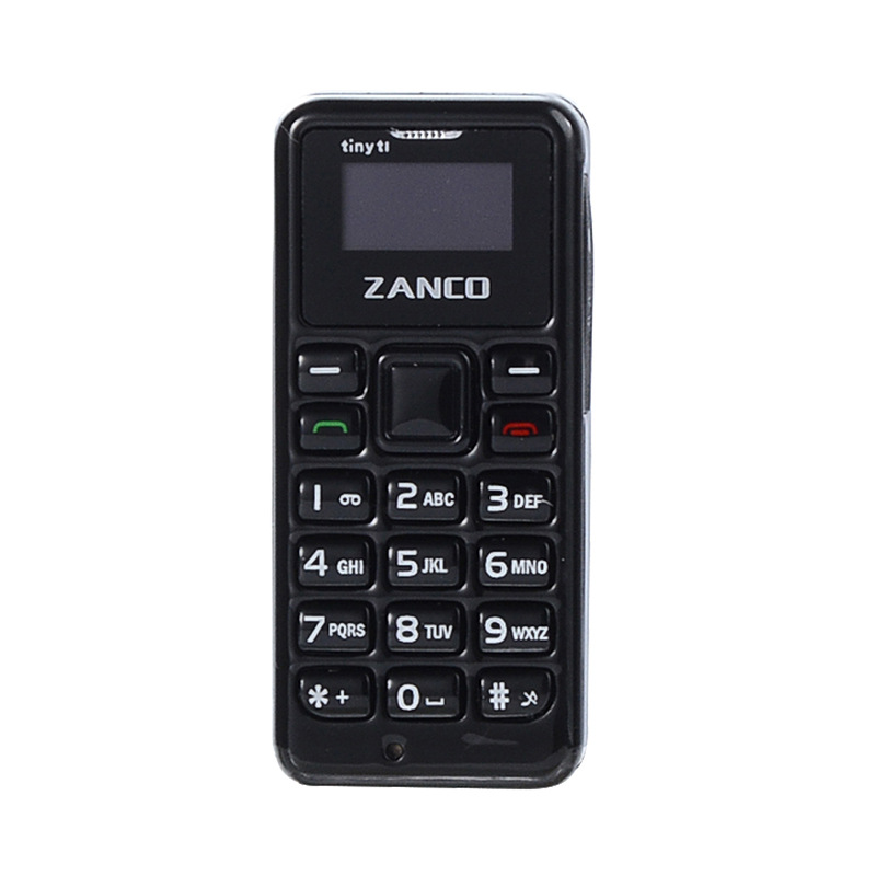 Zanco T1 Phone Mini Phone 2G Zanco Tiny T1 World's Smallest Phone (Free Gift With Every Purchase) Brand New