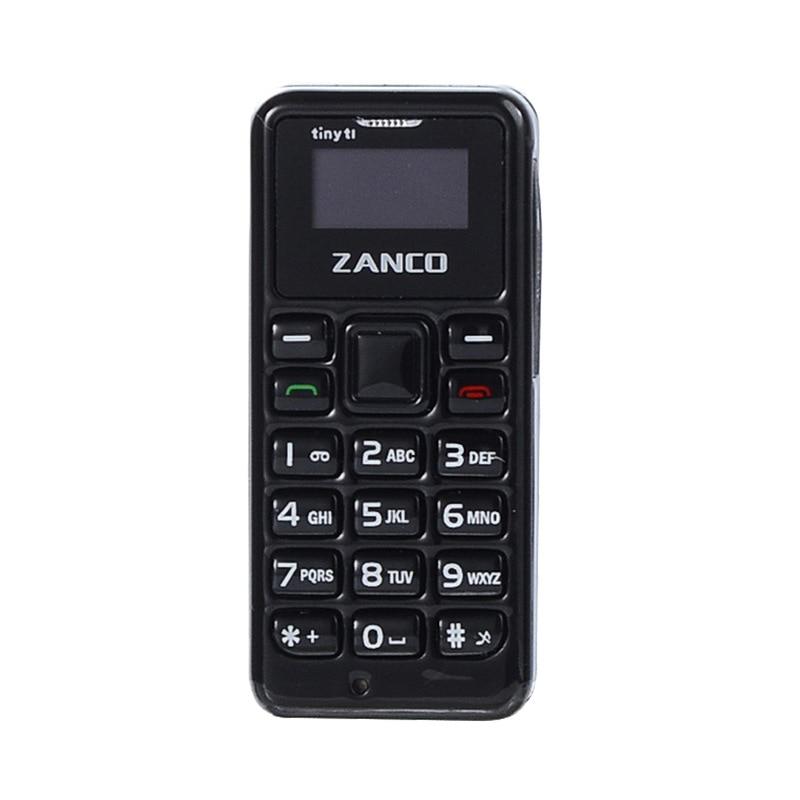 Zanco T1 Telefon Mini Telefon 2G Zanco Tiny T1 weltweit Kleinste Telefon (Freies Geschenk Mit Jeden Kauf) marke Neue