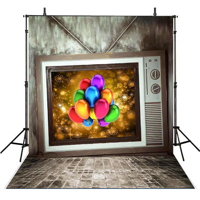 Kids P Ography Backdrops Tv Show Backdrop For P Ography Balloons Background For P O Studio Children Foto Achtergrond