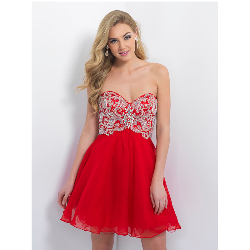 High Quality Red Short Prom Dress-Buy Cheap Red Short Prom Dress ...